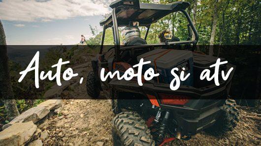 Auto, Moto si ATV