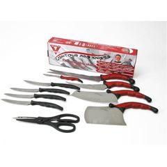 Set de cutite pentru bucatarie premium Contour Pro Knives