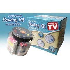 Trusa pentru cusut Sewing Kit Deluxe 210 de piese