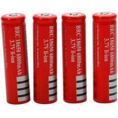 Acumulator UltraFire 18650 6800mAh 3.7V Li-ion reincarcabil