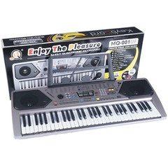 Orga electronica MQ-001UF cu 61 clape ,USB, MP3, Radio Fm si Microfon inclus