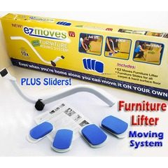 Dispozitiv pentru mutat mobila fara efort EZ Moves
