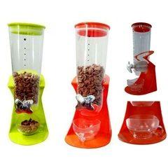 Dispenser simplu pentru cereale cu ceasca inclusa
