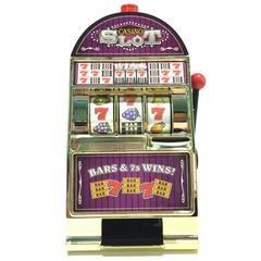 Pusculita Slot Machine cu lumina si sunet incorporat