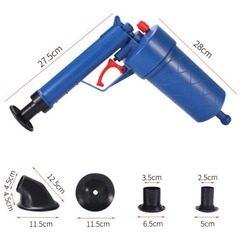 Pompa cu aer comprimat pentru desfundat chiuvete si toalete Air Drain Blaster