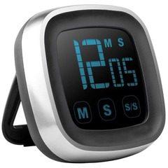Timer digital cu Touch Screen pentru bucatarie si magnetic Kitchen Timer Digital Touch LED