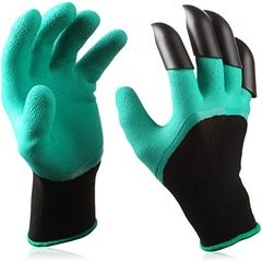 Manusi pentru gradinarit cu 4 gheare Garden Genie Gloves