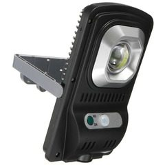 Lampa LED COB multifunctionala cu incarcare solara si portabila