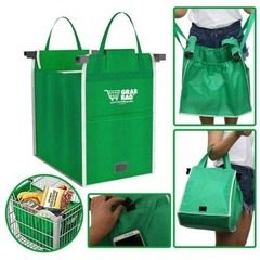 Set 2 sacose pentru cumparaturi Grab Bag