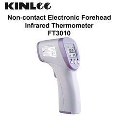 Termometru infrarosu non contact Kinlee FT3010 ce masoara temperatura corporala