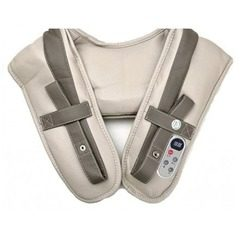 Centura pentru masaj Cervical Massage Shawls cu telecomanda inclusa