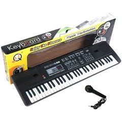 Orga electronica incepatori cu 61 clape, intrare USB si citire MP3 player MQ-814USB
