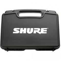 Geanta pentru depozitat  si transport microfoane Shure