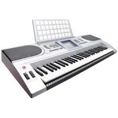 Orga muzicala electronica cu 61 de clape si boxe incorporate Meike MK-920