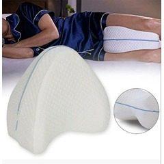 Perna ortopedica cu spuma de memorie pentru picioare Leg Pillow