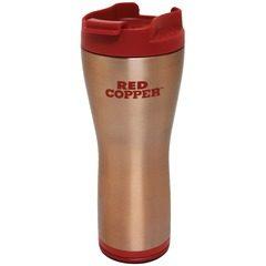 Termos cafea cu Smart Grip si interior inox Red Copper Mug, 470 ml