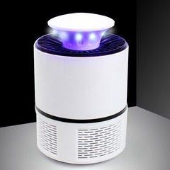 Lampa anti tantari la USB, capcana UV cu aspirare purple Vortex WD07