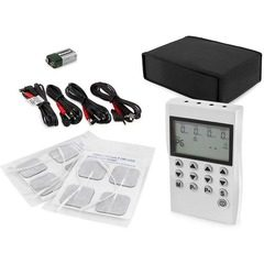 Electrostimulator profesional TENS si EMS de 4 canale si 50 programe
