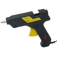 Pistol termic cu silicon de lipit la cald 60 Watti