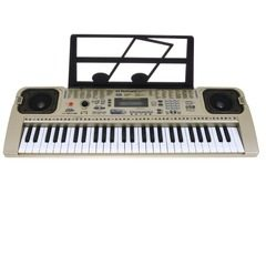 Orga electronica MQ-807USB cu 54 clape si boxe, Usb Stick Mp3 Player