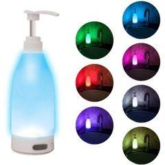 Dozator sapun Soap Brite cu lumina LED senzor de miscare,400ml