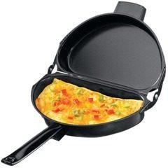 Tigaie pentru omleta Folding Pan cu strat antiaderent