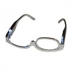 Ochelari cu LED pentru machiaj EZ Makeup Glasses