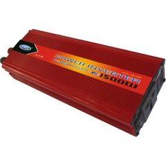 Invertor tensiune auto 12V ~ 220V ONS, cu priza si USB