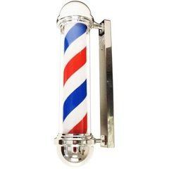 Reclama luminoasa Led pentru Frizeri si Barbieri, Barber Shop