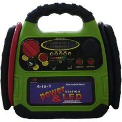 Redresor auto 12 Volti, Jump Starter pentru baterii auto 4 in 1